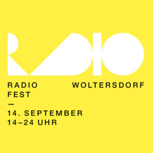Logo: Radio Woltersdorf